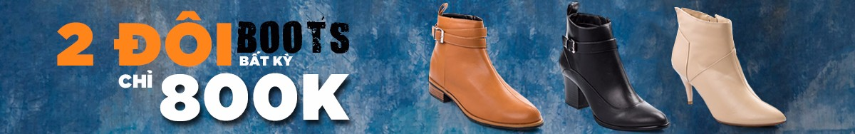 Boots new Arrival