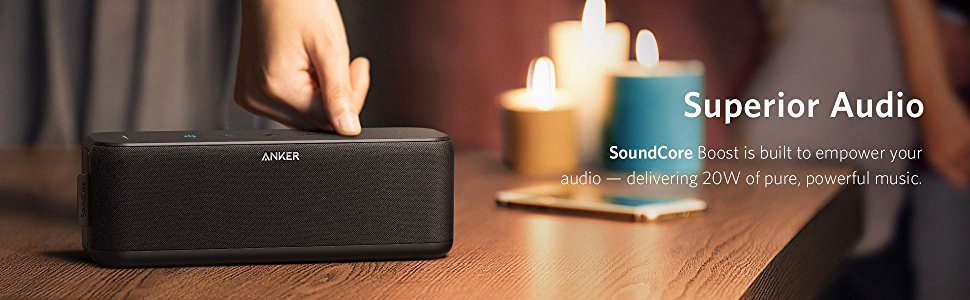 Anker SoundCore Boost 20W