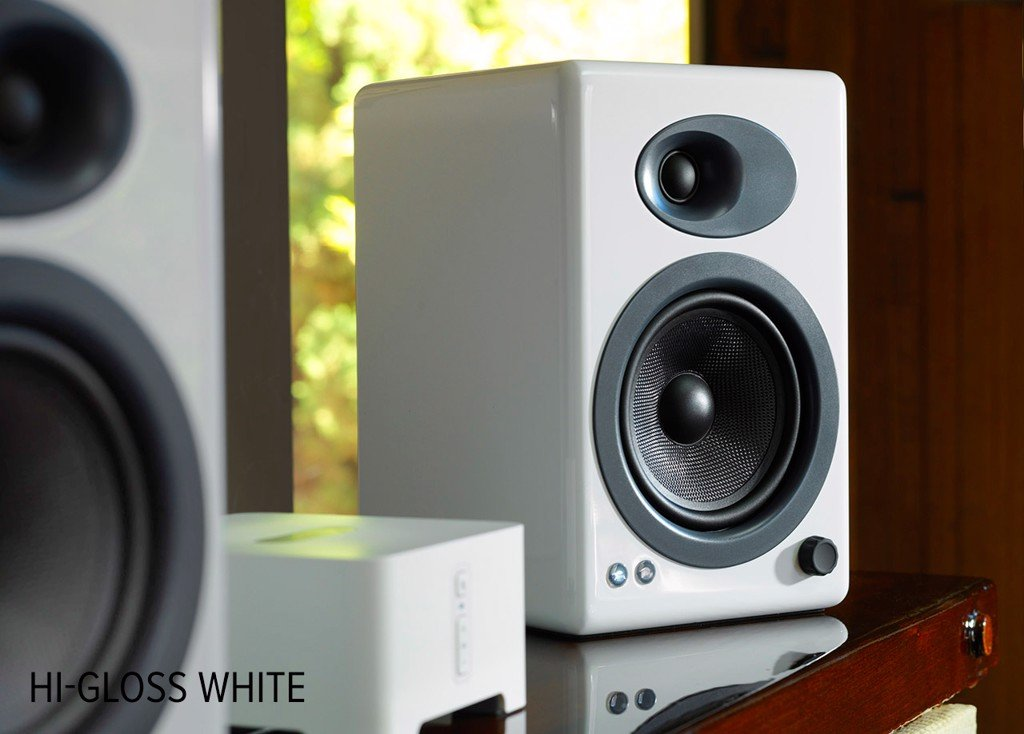 Audioengine A5+ White