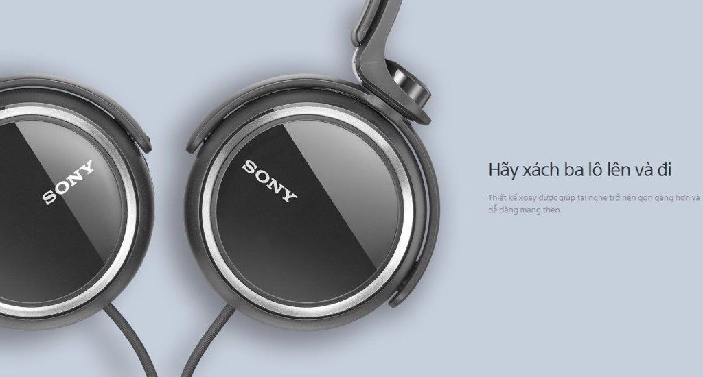 Sony MDR-XB250 Extra Bass