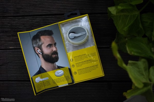 Tai nghe bluetooth Jabra Eclipse - Black