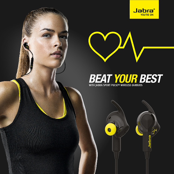 Tai Nghe Bluetooth Jabra Pulse