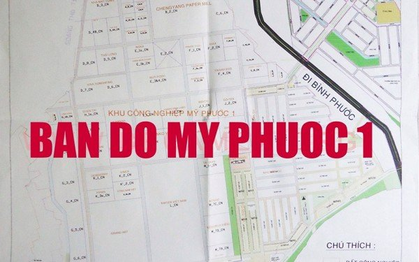 ban do quy hoach my phuoc 1