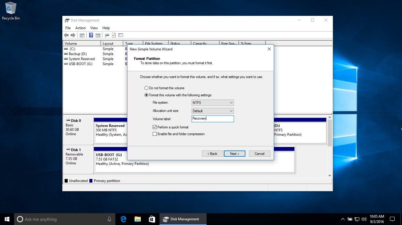Lắp mạng Viettel và cách reset lại Windows trở về trạng thái ban đầu