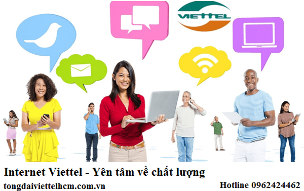 Lắp đặt internet viettel ba đình hà nội