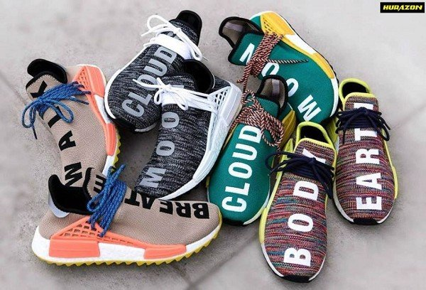 Human Race V2 Multi color AHR06