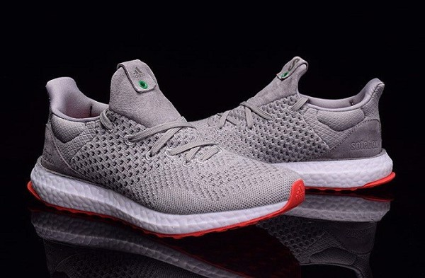Giày Adidas Ultra Boost Solebox xám d? d? n? AUB30