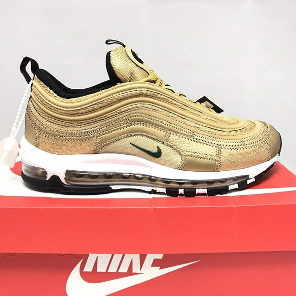 Giày thể thao nam Nike Air max 97 CR7 Gold Rep 1:1 AMG01