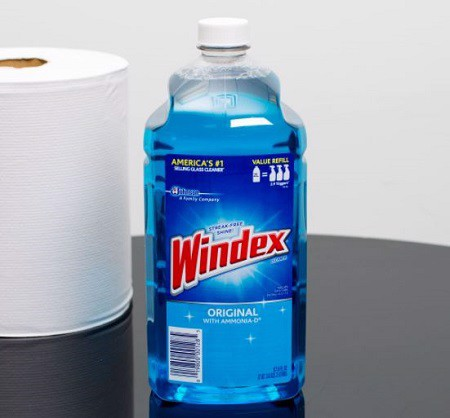 dung dịch windex