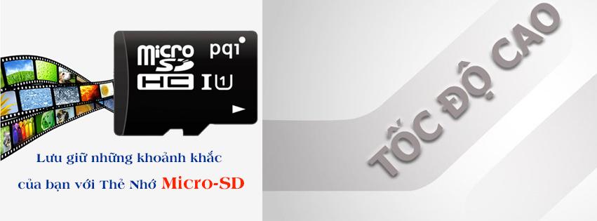 Thẻ Nhớ Micro
