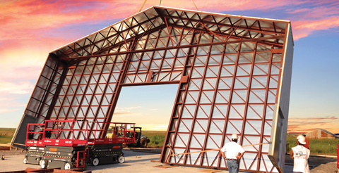 steel structure advantages