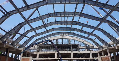 advantages and disadvantages of steel structure