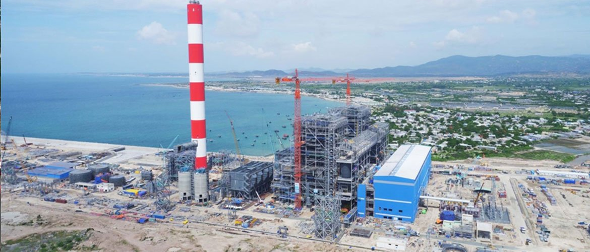 Vinh Tan 1 coal-fired power plant