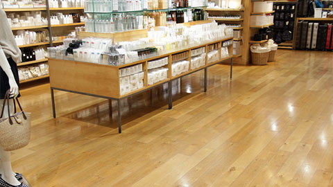 winton vinyl floor