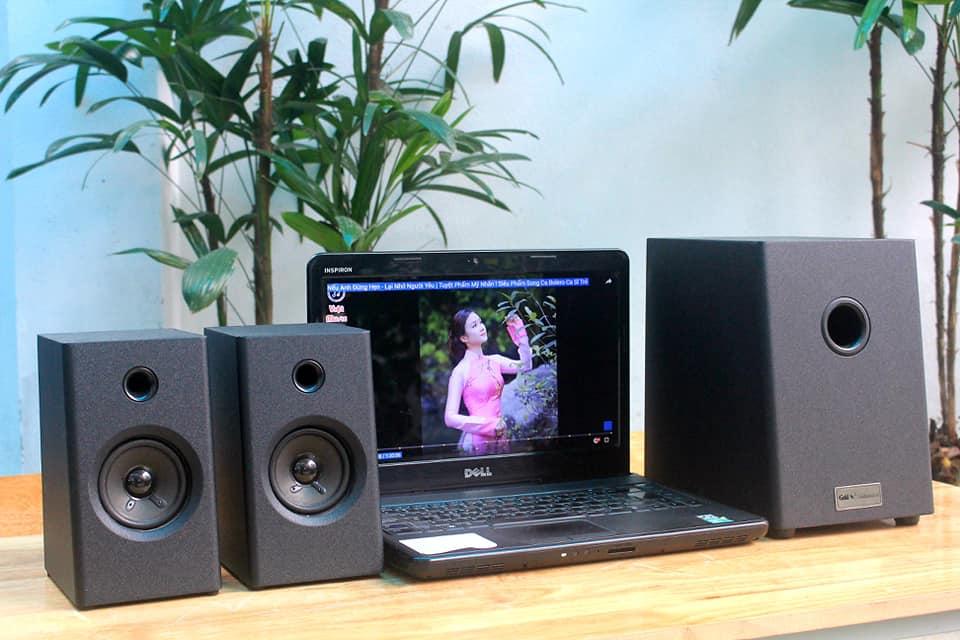 Xả hàng cực sốc bộ G6100s - 2018 chất âm hifi, nghe nhạc to không có hiện tượng vỡ tiếng