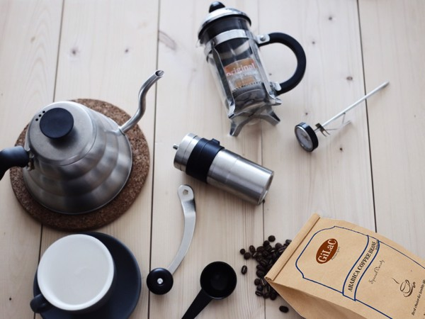 How to make a delicious coffee cup with French Press?