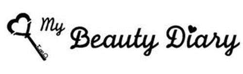 my beauty diary