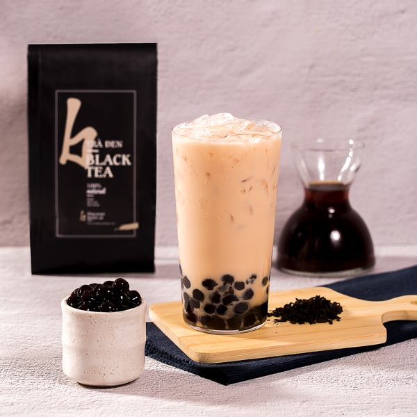 4 Bước để có cách làm trà sữa truyền thống thơm ngon- Phương Bình Group
