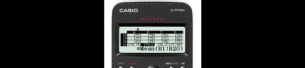 máy tính casio fx 570ex
