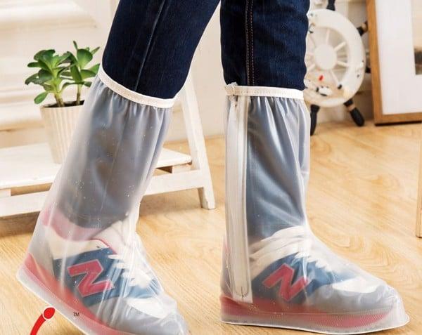 giày đi mưa ủng đi mưa giày đi mưa cổ cao