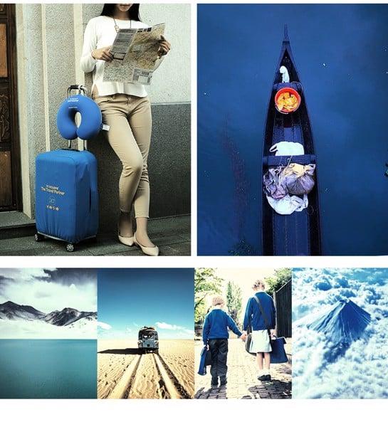 túi bọc vali du lịch