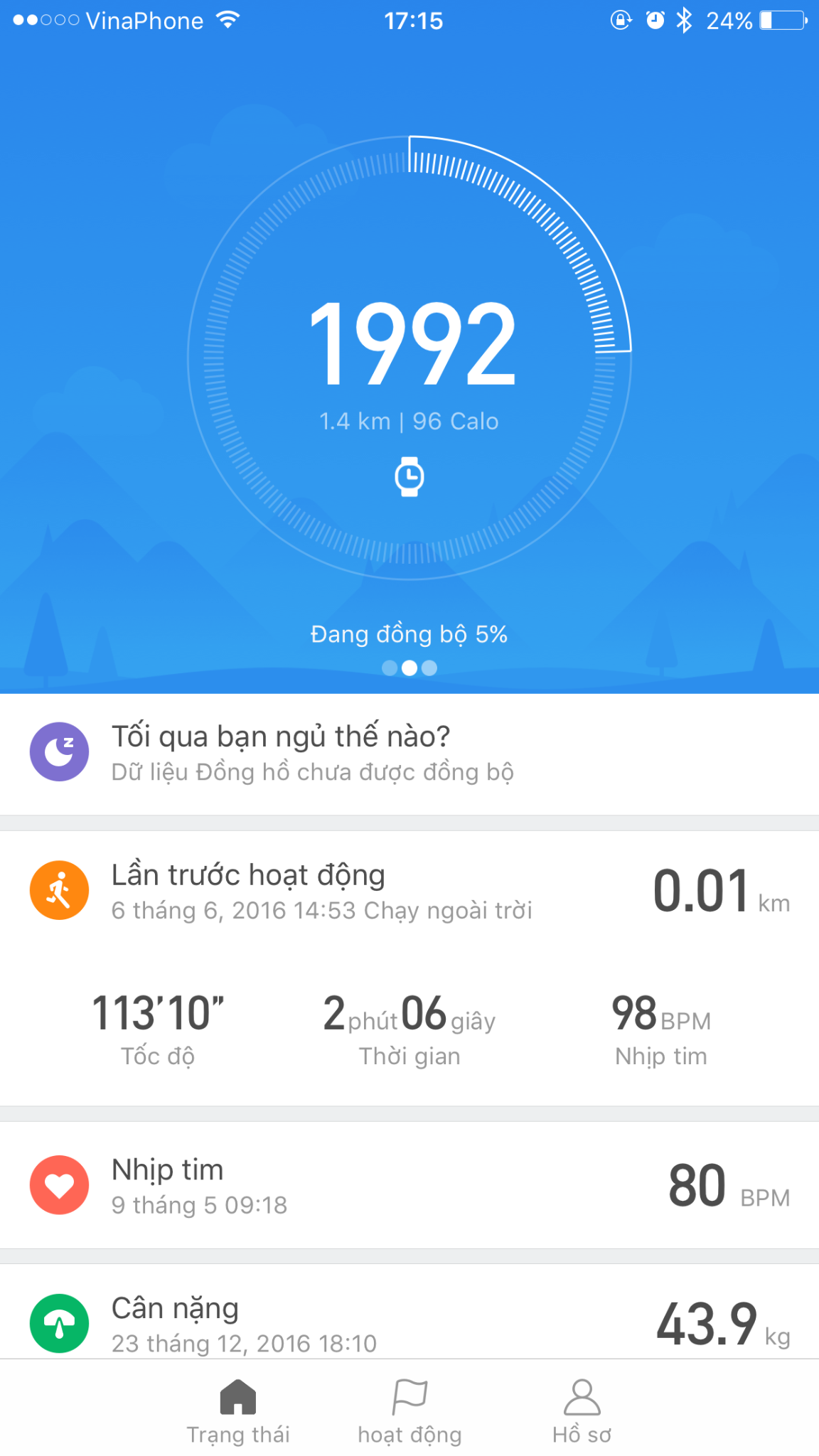 Xiaomi ra mắt đồng hồ thể thao Amazfit - 203703