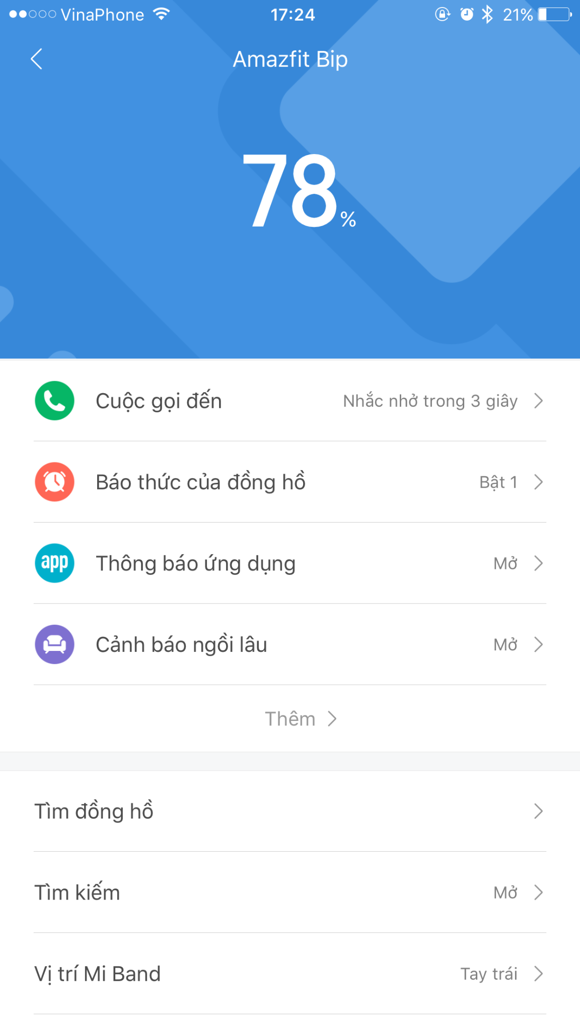 Xiaomi ra mắt đồng hồ thể thao Amazfit - 203705