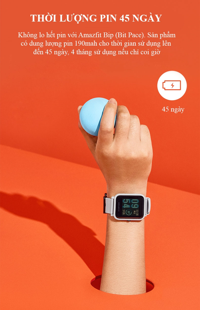Xiaomi ra mắt đồng hồ thể thao Amazfit - 203702