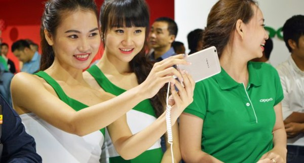 mở hộp oppo f3 plus