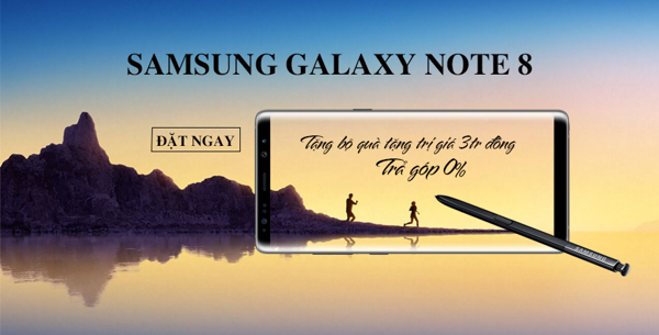 galaxy note 8 hai phong