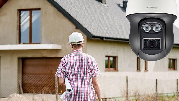 Khảo sát vị trí lắp camera trong nhà hay ngoài trời
