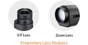 Ống kính sử dụng cho camera quan sat samsung