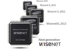 Wisenet dsp chipset