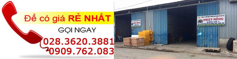 báo giá vận chuyển hàng hóa đi Đà Nẵng