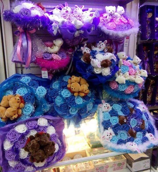 shop bán hoa gấu bông tphcm
