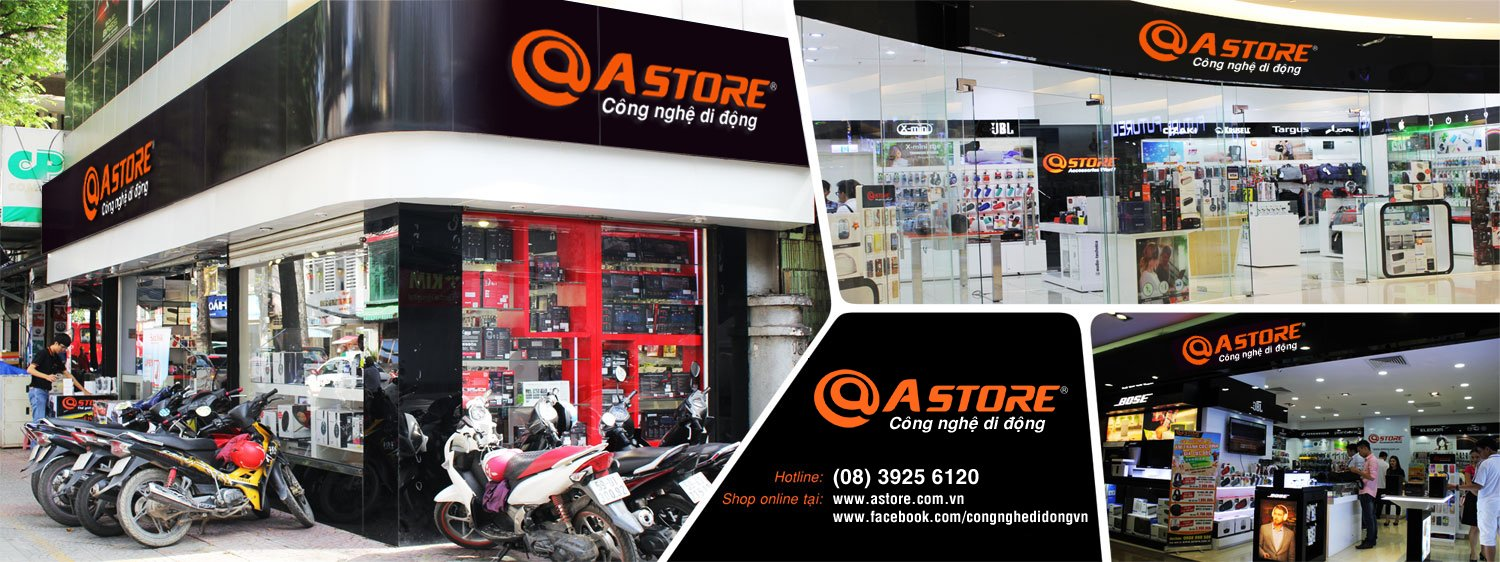 Astore intro banner
