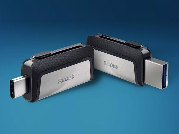 SanDisk Ultra Dual Drive USB Type-C