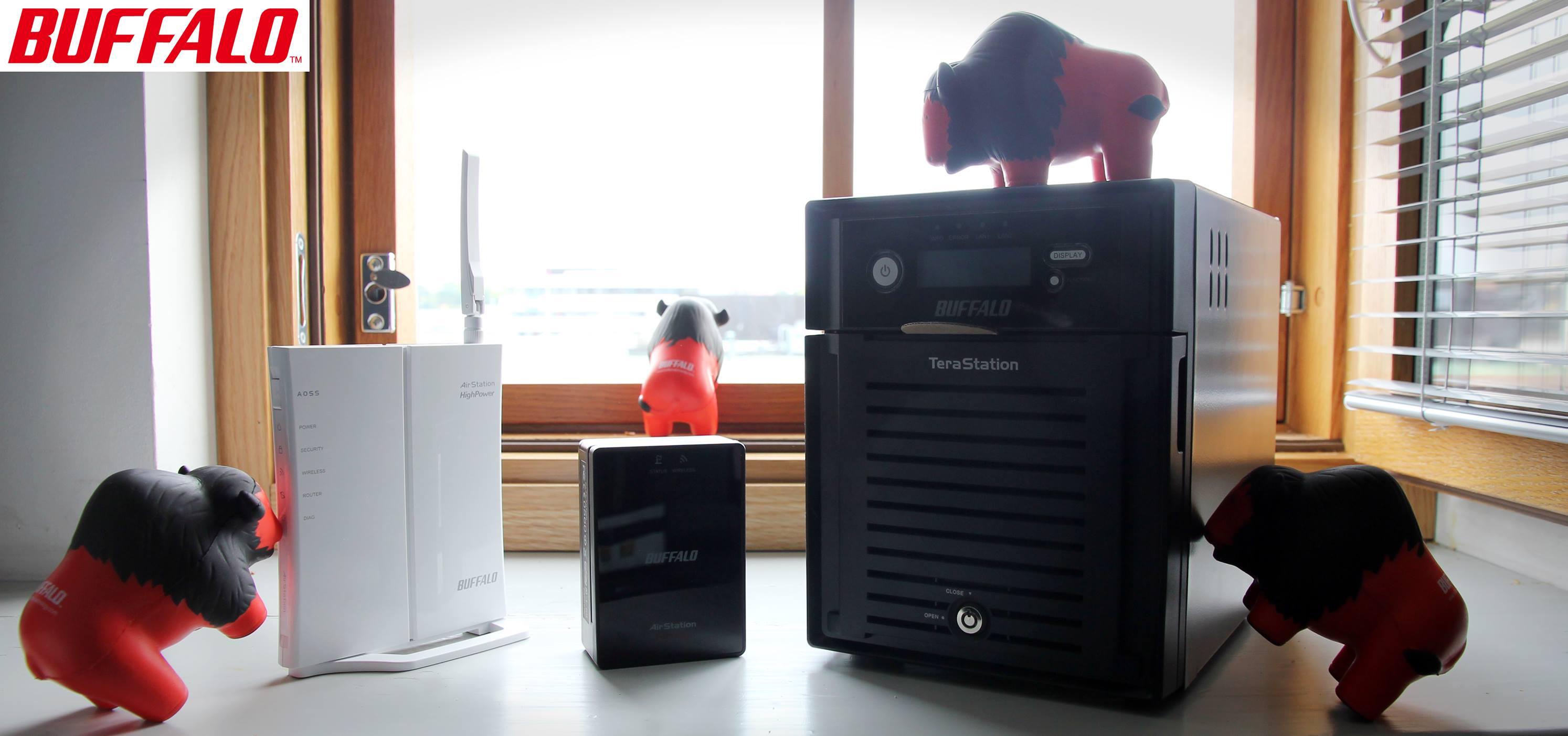 Hướng dẫn cài đặt Wifi Buffalo phiên bản tiếng Anh Firmware DD-WRT
