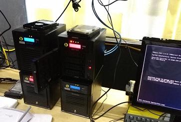 Hướng dẫn cài đặt Nas Buffalo Terastation III dòng TS-XL, TS-WXL, TS-XHL ...