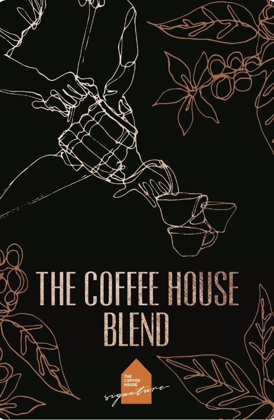 the coffee house blend