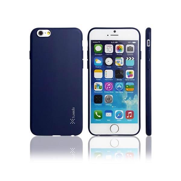 ốp lưng iphone 6/6s Tuxedo frosted