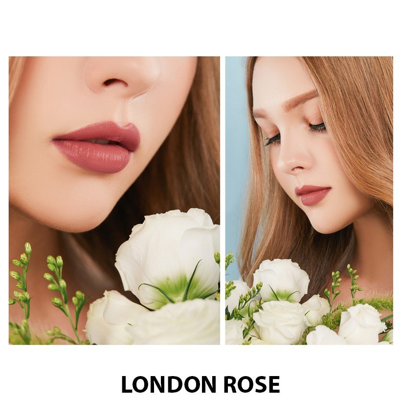 son môi Waking Dreamer London Rose