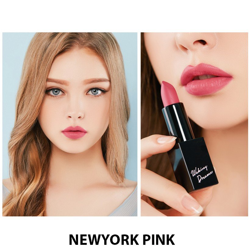 son waking dreamer new york pink