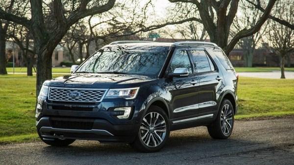 Những đặc điểm nổi bật của xe Ford Explorer