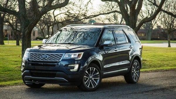 Tìm hiểu các thông số kỹ thuật của xe Ford Explorer