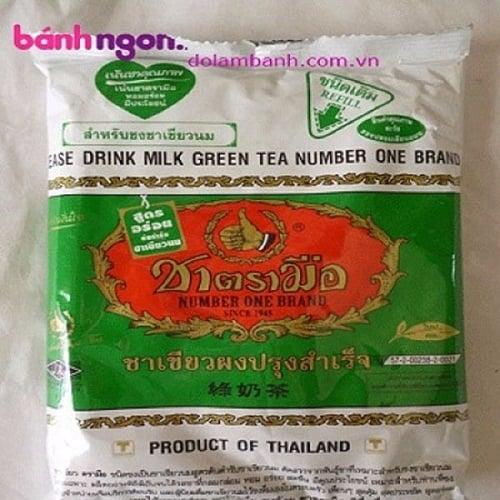 """Cách phân biệt Bột Trà Sữa Thái Lan """"xịn"""" và Bột Trà Thái"""