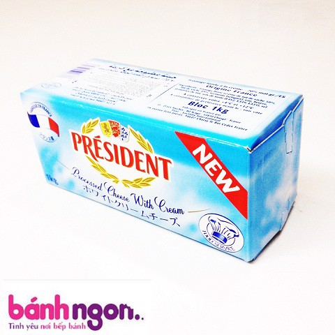Cream cheese President