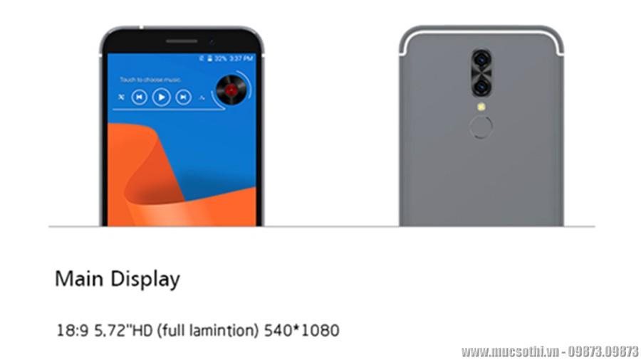 smartphonestore.vn - bán lẻ giá sỉ, online giá tốt điện thoại smartphone arbutus max x6 chính hãng - 09175.09195