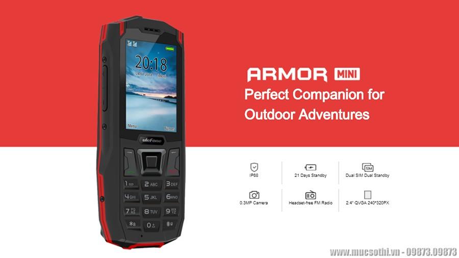 smartphonestore.vn - bán lẻ giá sỉ, online giá tốt điện thoại ulefone armor mini chính hãng - 09175.09195