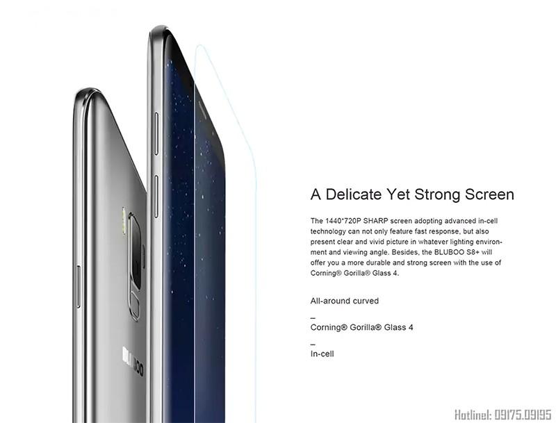 smartphonestore.vn - bán lẻ giá sỉ, online giá tốt smartphone bluboo s8 plus chính hãng - 09175.09195